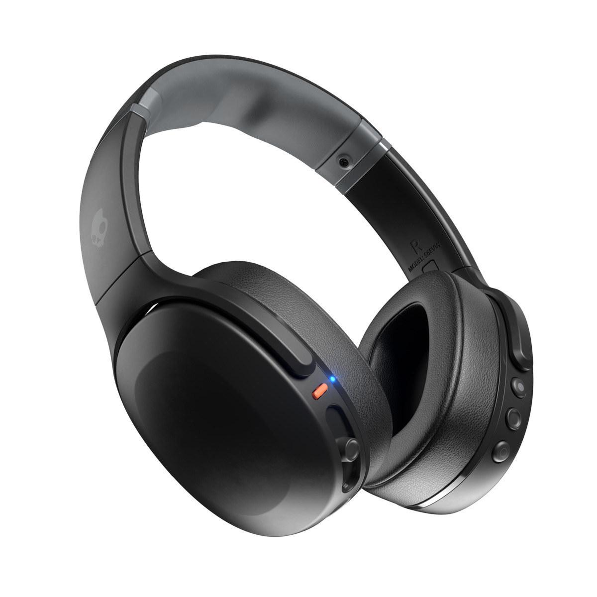 Skullcandy Crusher Evo Wireless Headphones in True Black