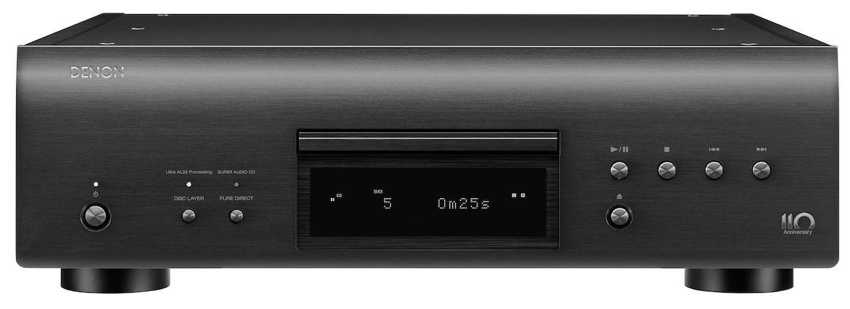 Denon DCD-A110 SACD Player