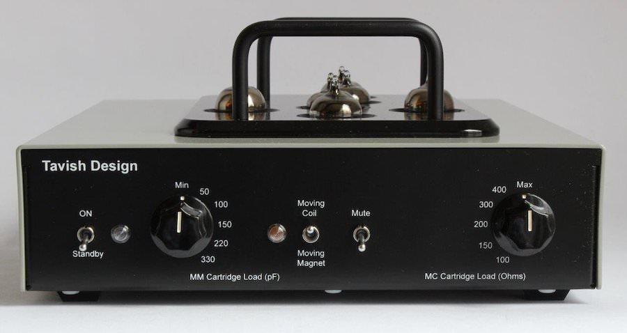 Tavish Design Adagio Vacuum Tube Phono Stage