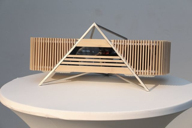 Aurora Tabletop Audio System