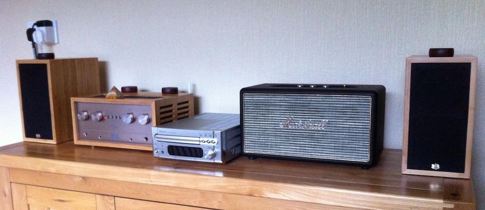 Retro Stereo System