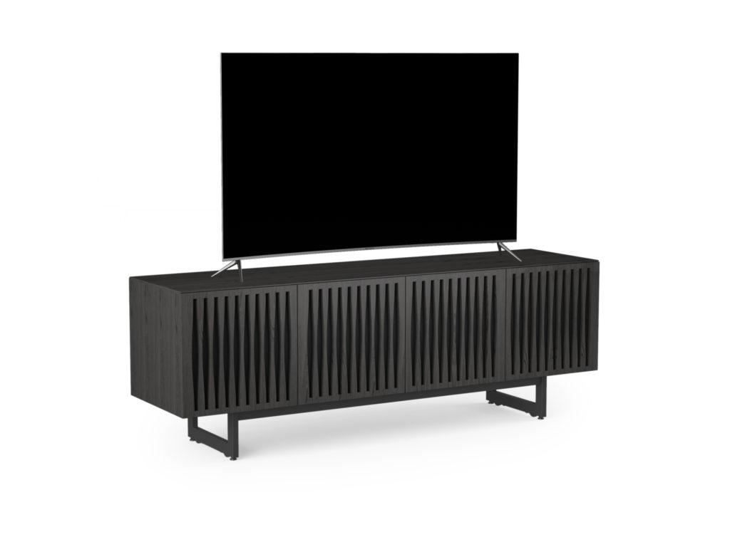 BDI Elements 8779 Tempo Charcoal Media Console with TV