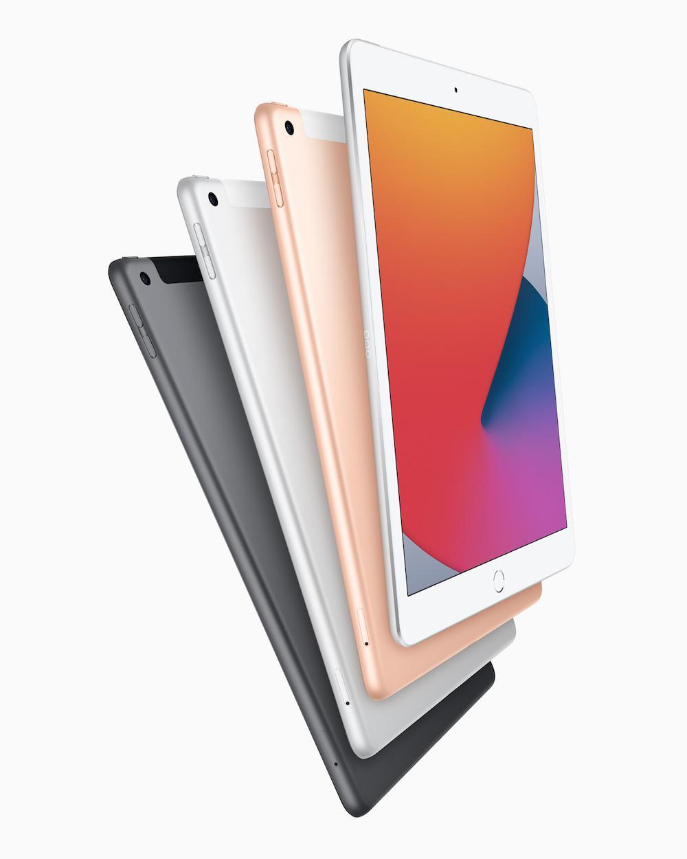 Apple iPad 8th Gen 2020 Colors