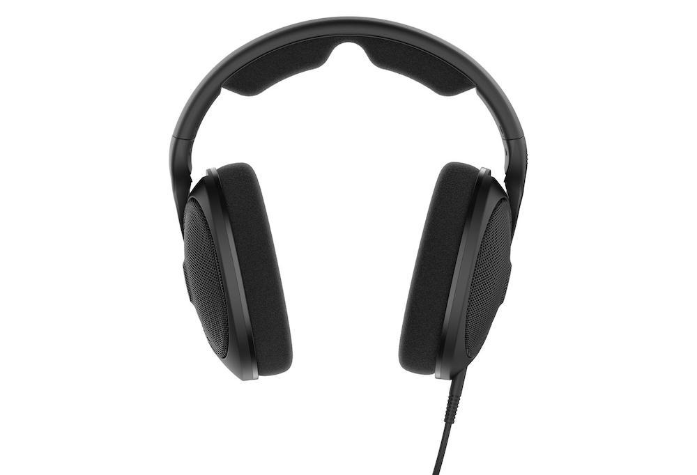 Sennheiser HD 560S Open-Back Headphones - Front View