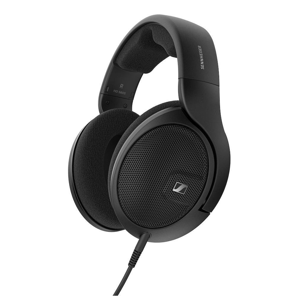 Sennheiser HD 560S Open-Back Headphones - Angle View