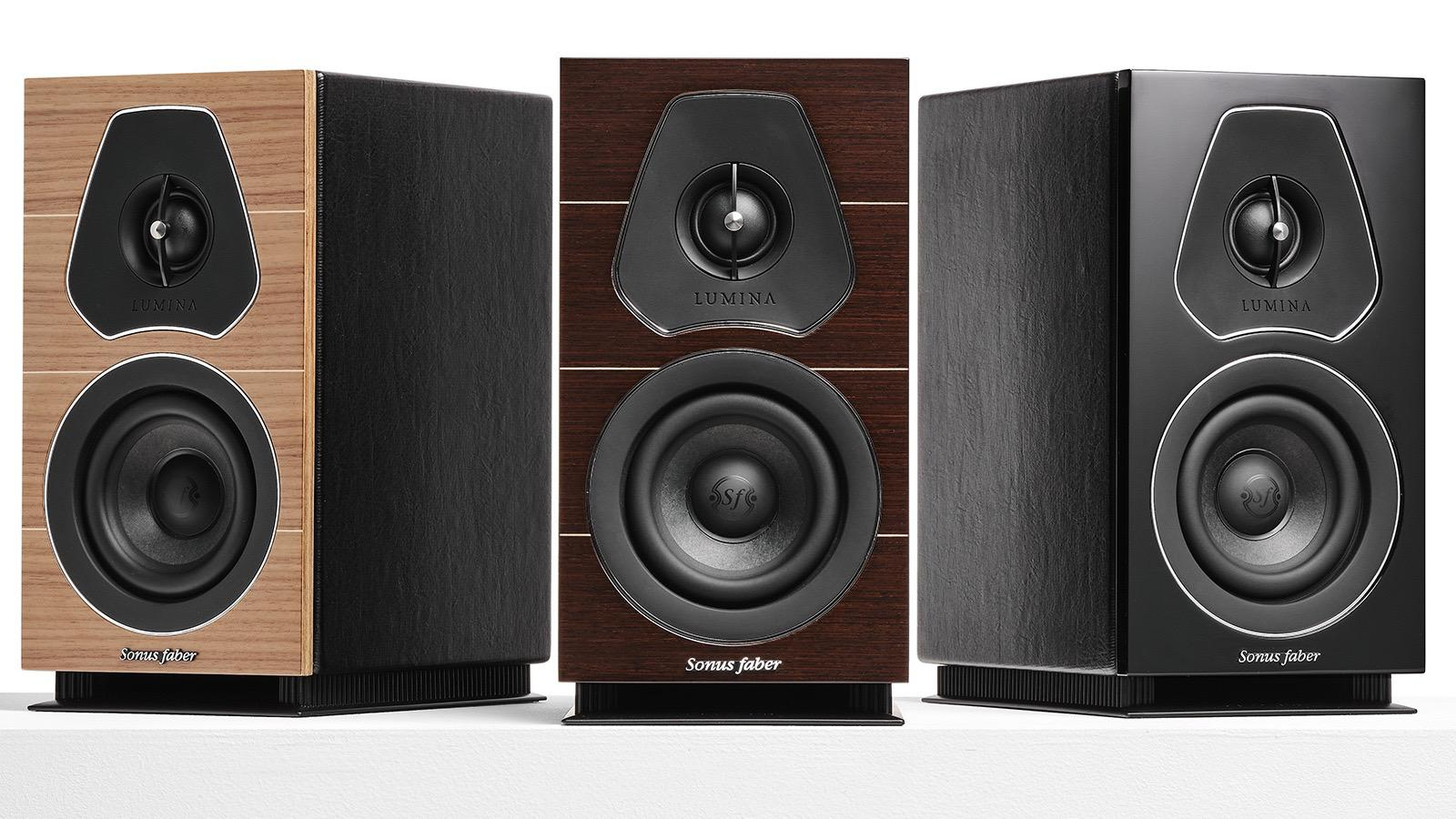 Sonus Faber Lumina I Bookshelf Speakers