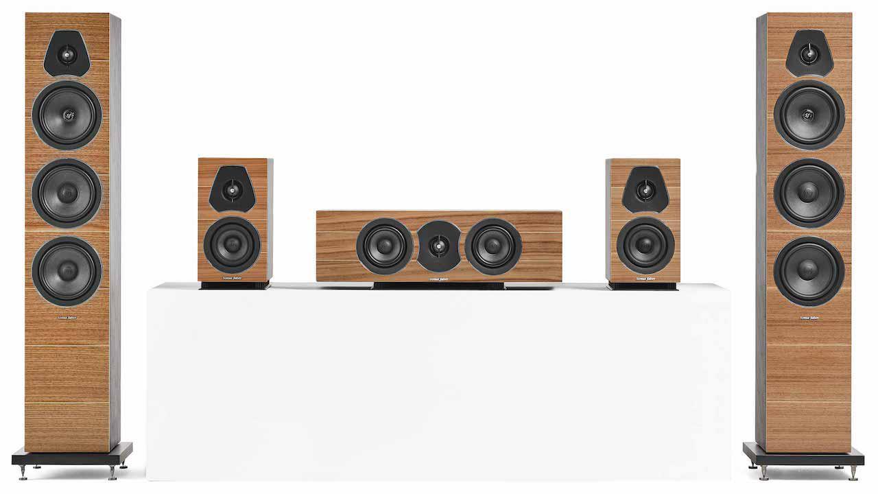 Sonus Faber Lumina Collection Loudspeakers (I, III, CI)