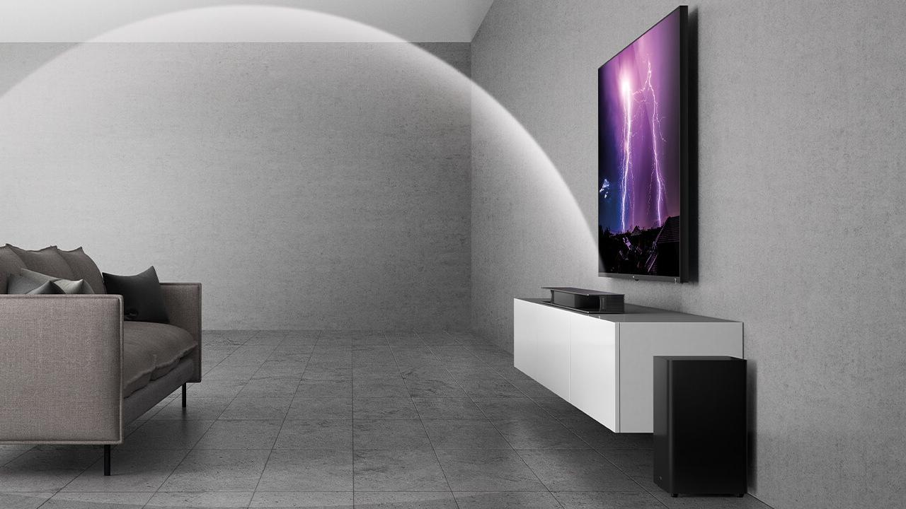 TCL Dolby Atmos Sound Bar