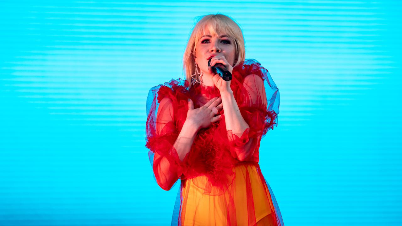 Carly Rae Jepsen at Primavera Festival 2019