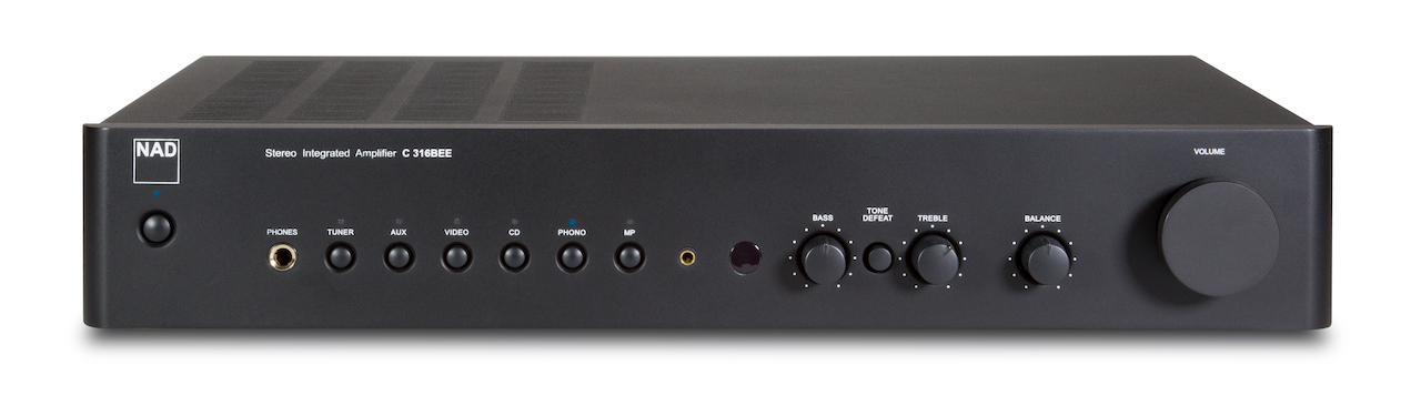 NAD C 316BEE V2 Front View