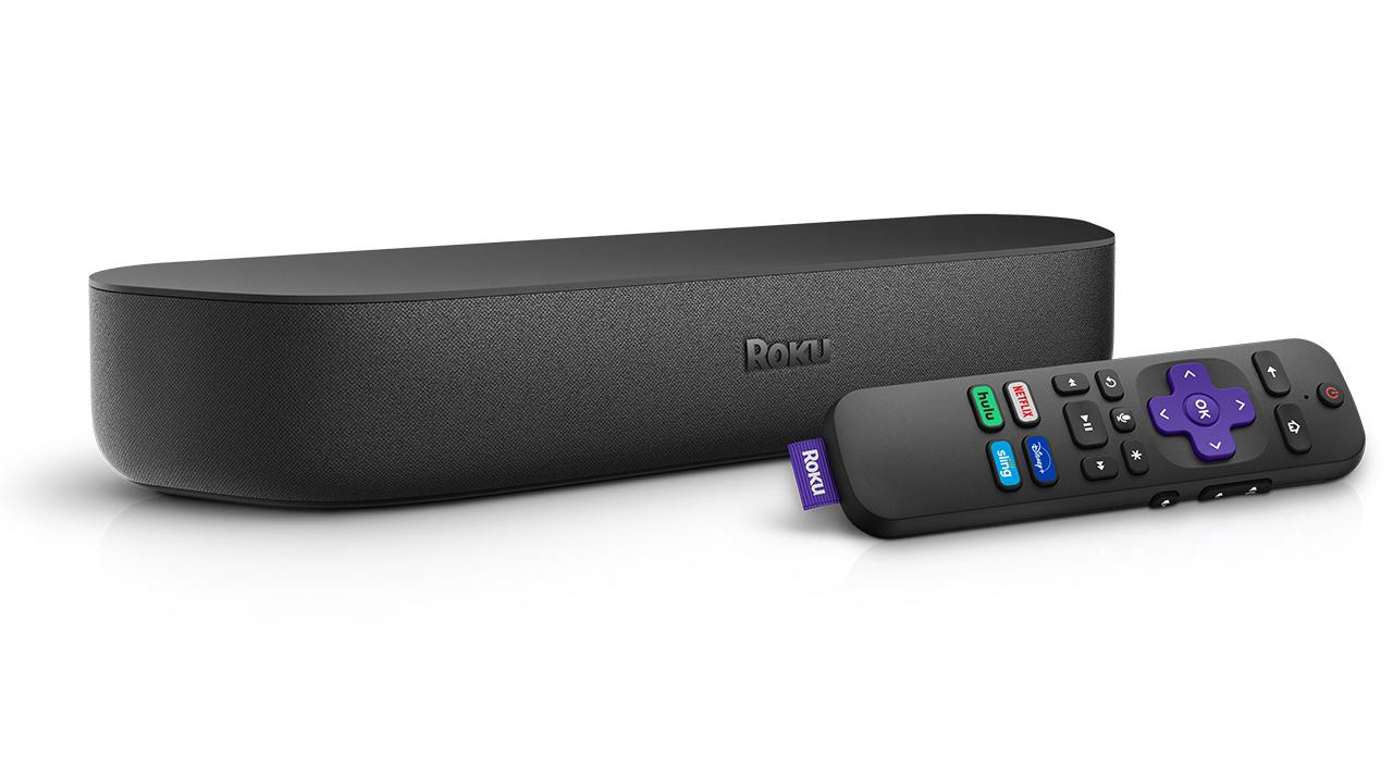 Roku Streambar with Remote Control (2020)