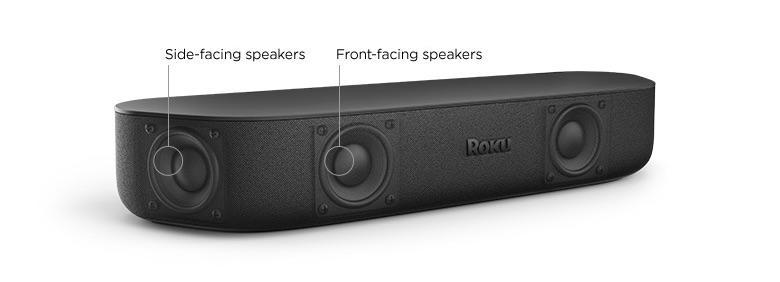 Roku Streambar Sound Bar Speakers
