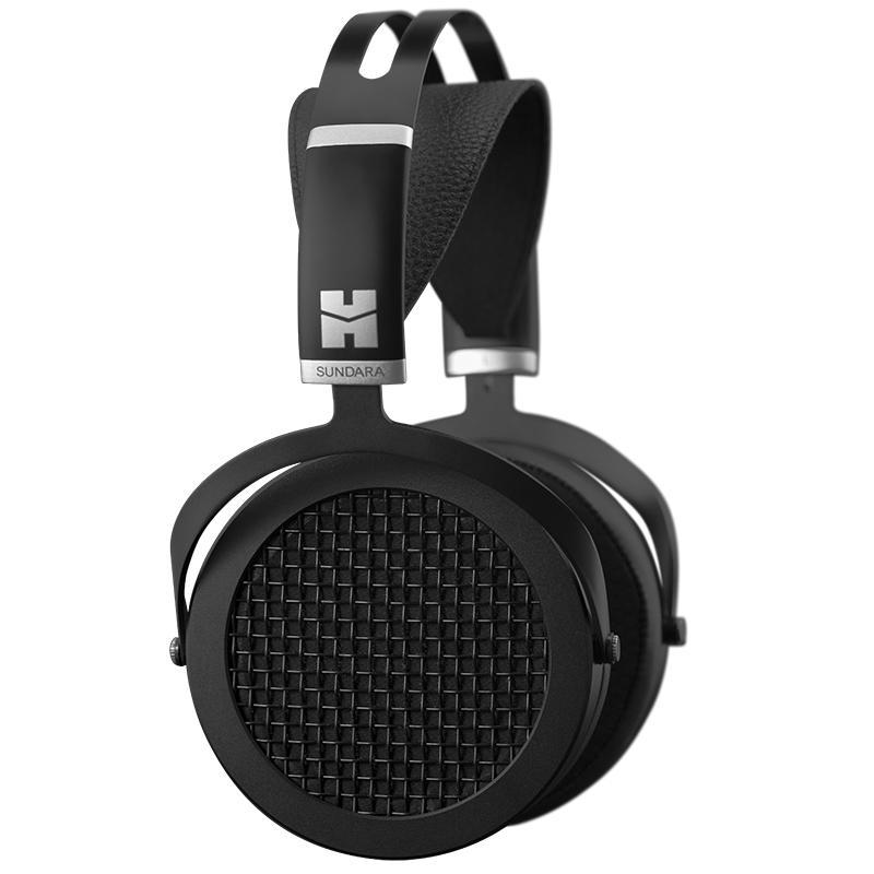 HiFiMAN Sundara Open-Back Planar Magnetic Headphones Side View