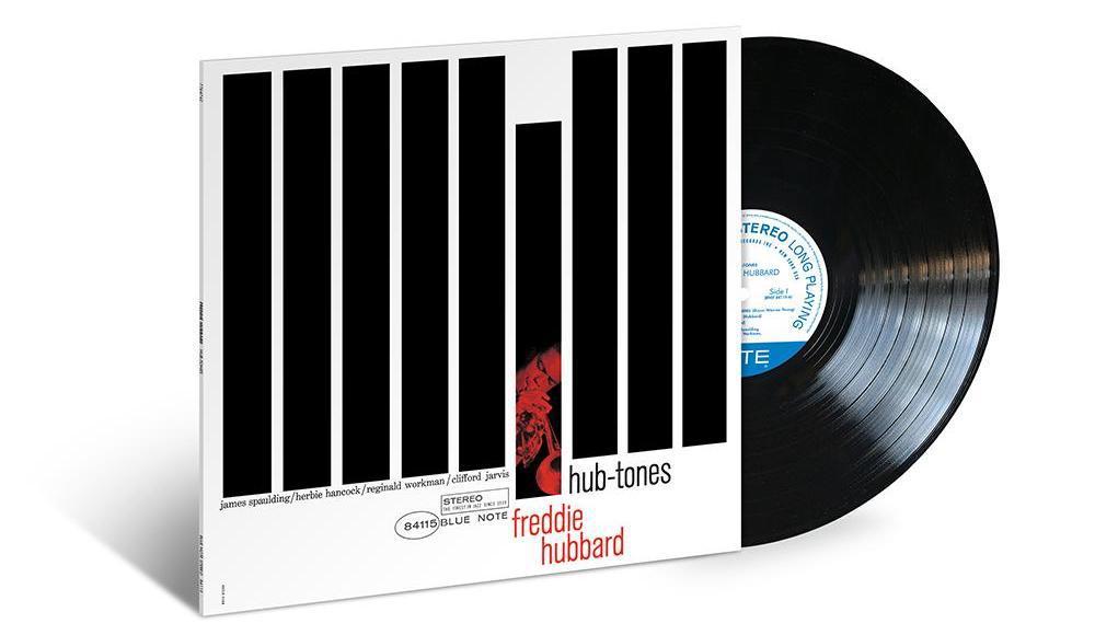 Freddie Hubbard – Hub-Tones (Blue Note 80 Vinyl Edition, 33 RPM, 180 gram)