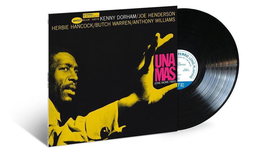 Kenny Dorham – Una Mas (Blue Note 80 Vinyl Edition, 33 RPM, 180 gram)