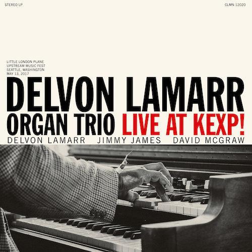 Delvon Lamarr Organ Trio – Live At KEXP! (Colemine Records, 33 RPM, CLMN 12020)