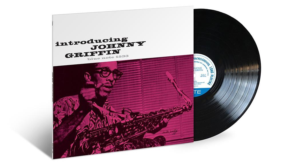 Johnny Griffin – Introducing Johnny Griffin (Blue Note 80 Vinyl Edition, 33 RPM, 180 gram)