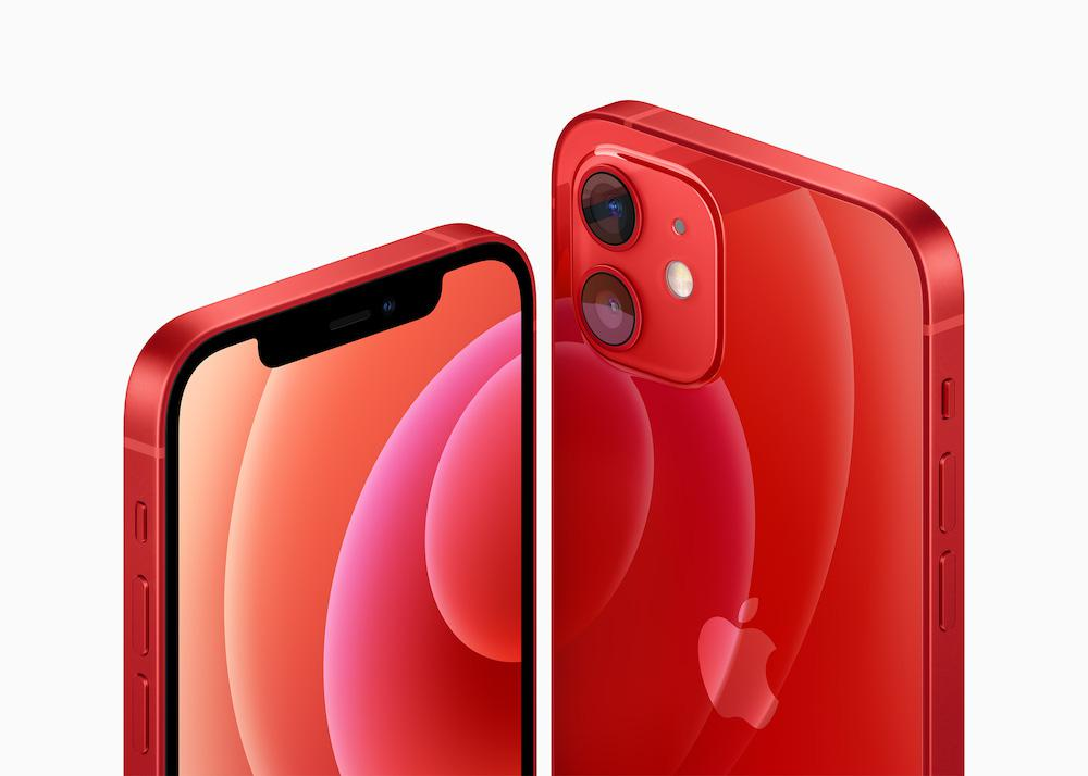Apple iPhone 12 (2020) in Red
