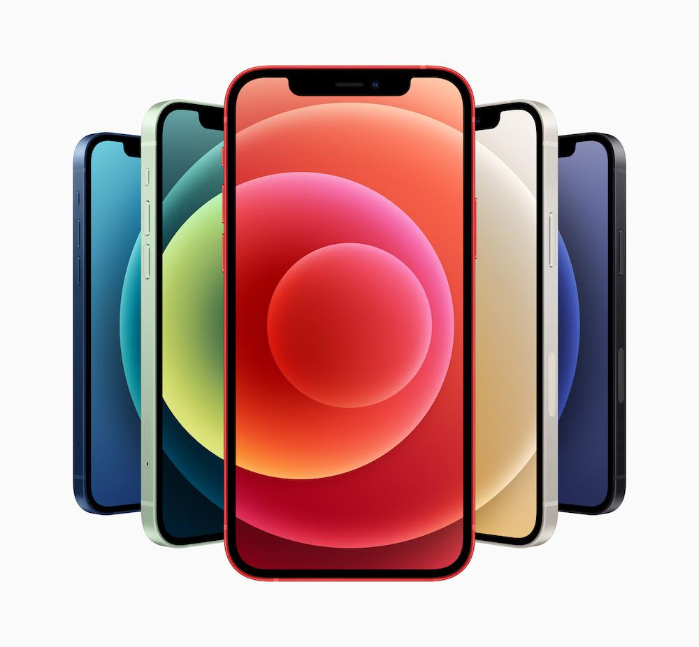 Apple iPhone 12 (2020) Colors