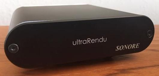 Sonore ultraRendu front view