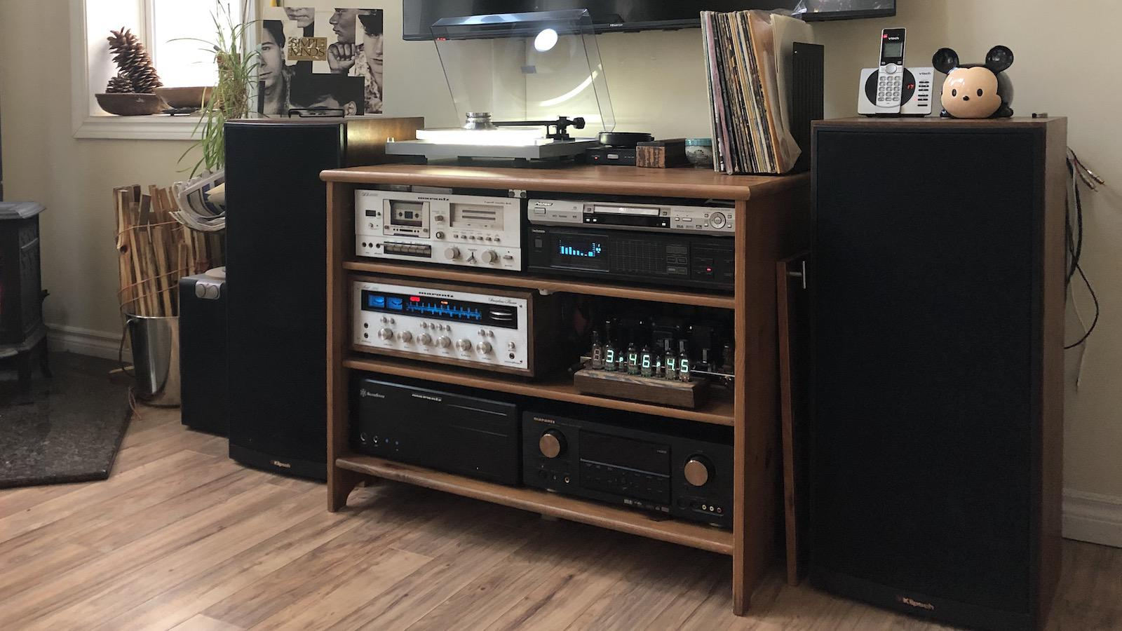 Affordable Audiophile Stereo System