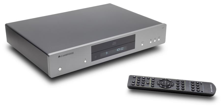 Cambridge Audio Cx Series 2 CXC CD Player with remote control