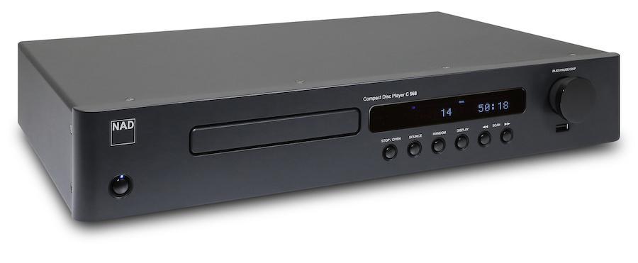 NAD C 568 CD Player