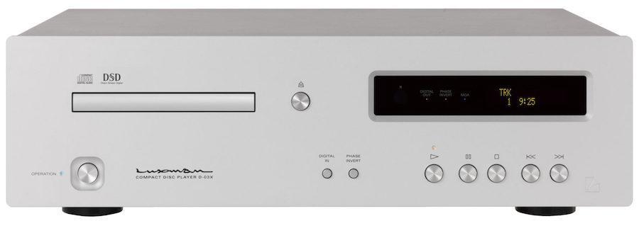 Luxman D-03X CD Player