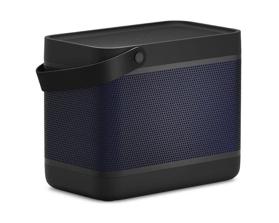 Bang & Olufsen Beolit 20 portable Bluetooth Speaker in Black Anthracite