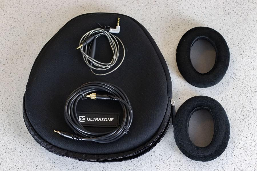 Ultrasone Performance 880 Headphone Accessories