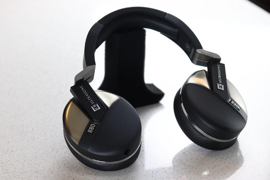 Ultrasone Performance 880 Headphones Fold Flat