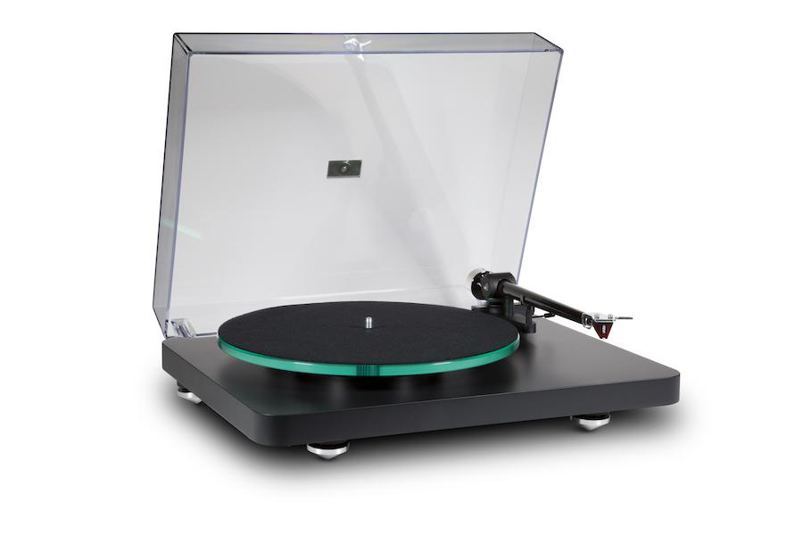 NAC C 588 Turntable Front Cover Raised