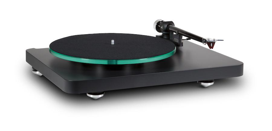 NAC C 588 Turntable Front No Cover