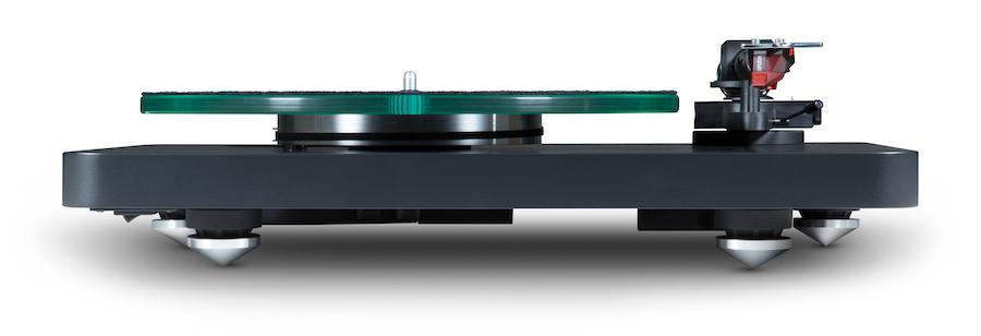 NAC C 588 Turntable Front