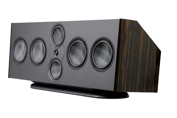 Atlantic Technology 8600eC Center Speaker Front Angle