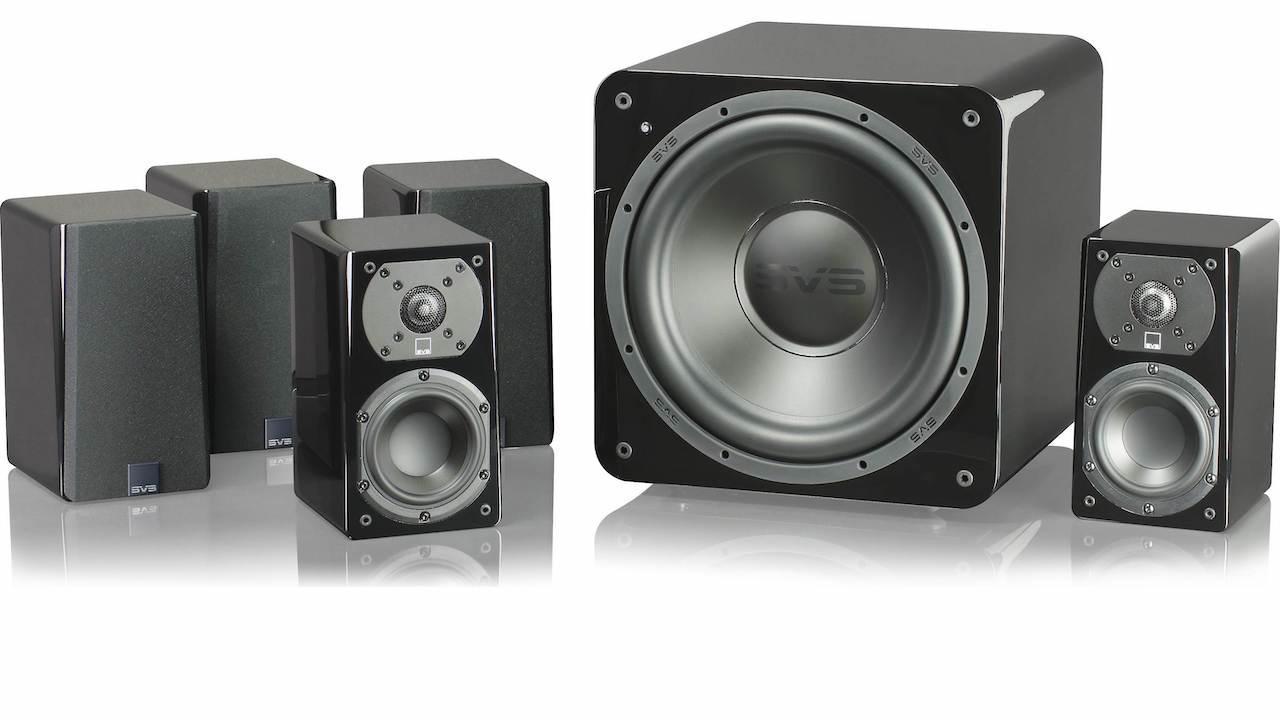 SVS Prime Satellite 5.1 Home Theater Speaker System