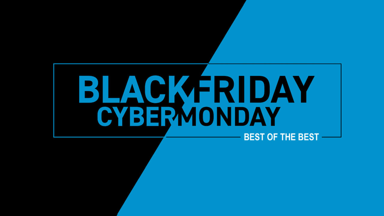 2020 Black Friday / Cyber Monday Best of the Best Deals Banner