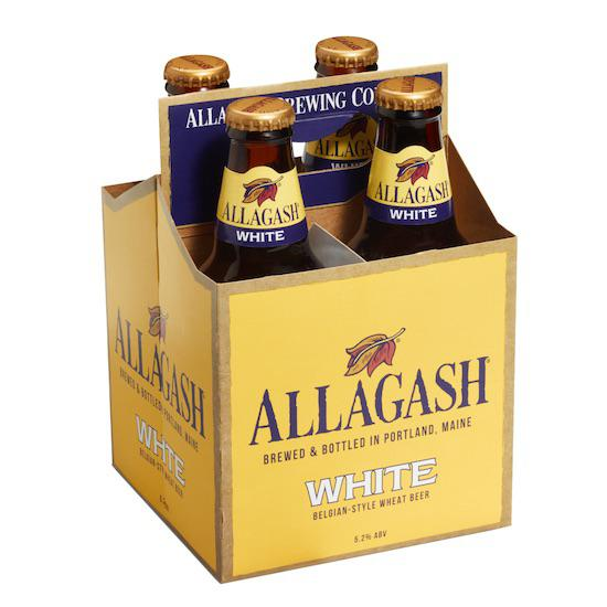 Allagash White Beer 4-pack
