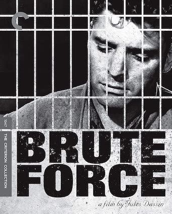 Brute Force Criterion Collection Blu-ray Disc