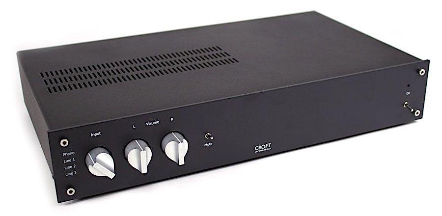 Croft Acoustics Phono Integrated Amplifier