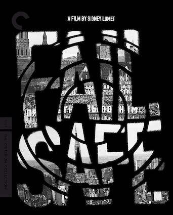 Fail Safe Criterion Collection Blu-ray Disc