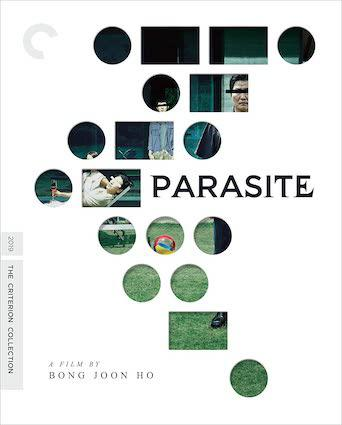 Parasite Criterion Collection Blu-ray Disc