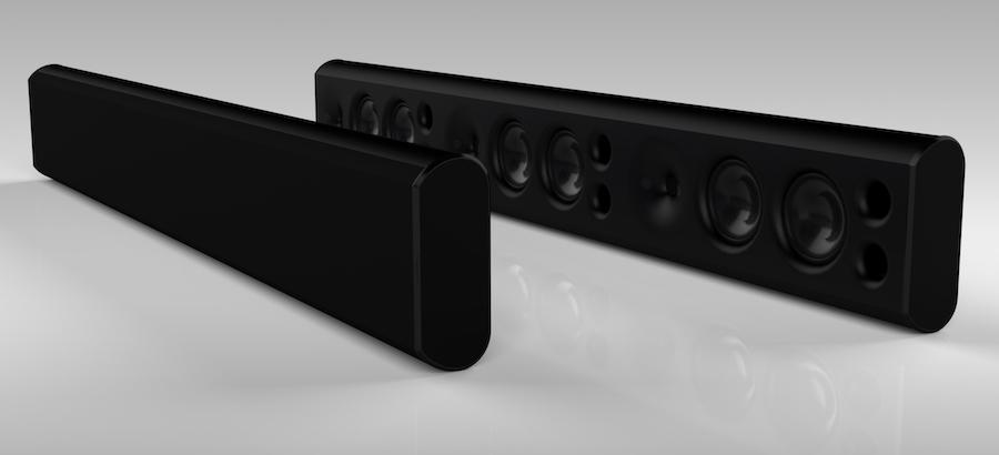 Theory Audio Design SB75 Soundbar