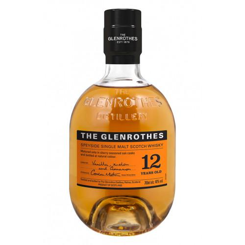 The Glenrothes 12-Year-Old Single Malt Scotch Whisky