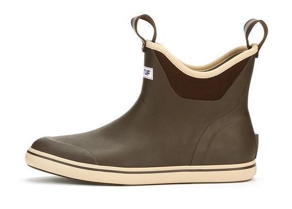 Brown XTRATUF Deck Boot 6-inch