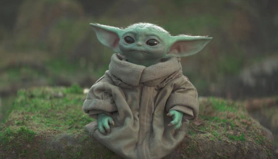 Grogu (aka Baby Yoda)