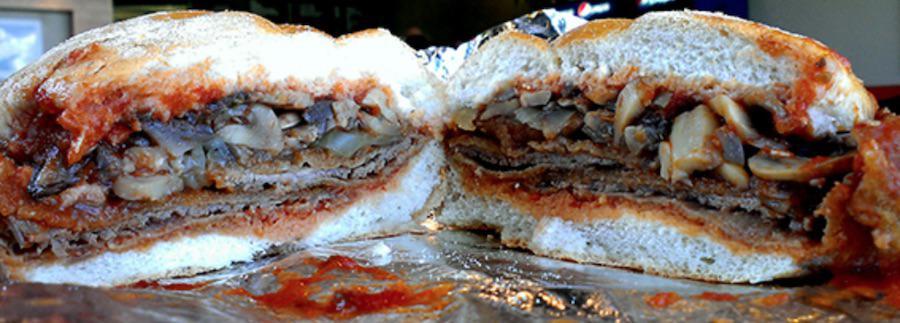 Hot Veal Sandwich