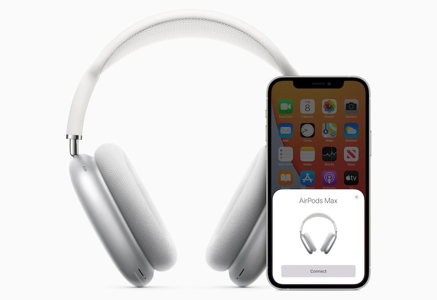 Apple AirPods Max pairing with iPhone