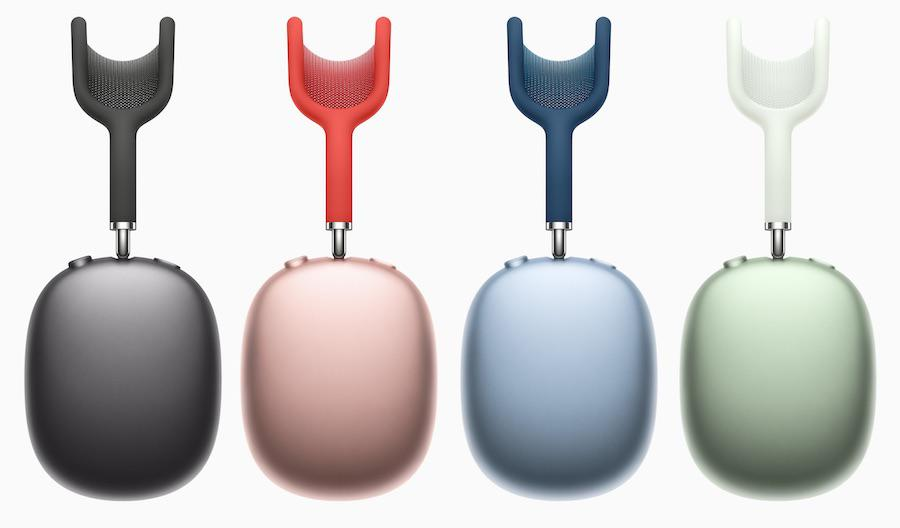 Apple AirPods Max Over-ear Headphone Colors