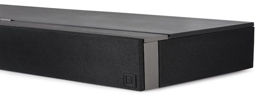Definitive Technology Studio 3D Mini Sound Bar Front Corner